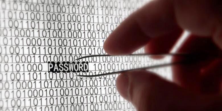 Password Milik Hacker Top Ternyata Gampang Ditebak