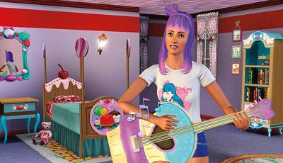 The Sims 3: Katy Perry Kp1