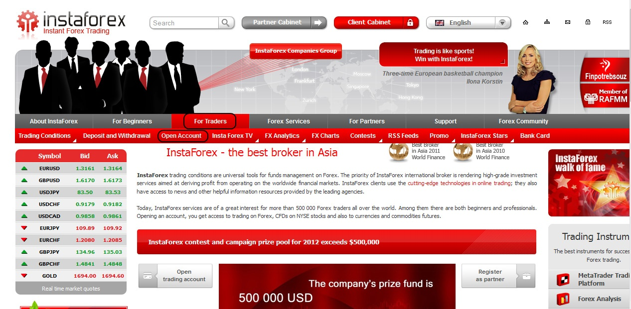 Isi group forex