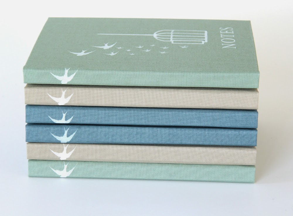 Prien's Spring Series Notebooks