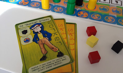 Worker Placement Kickstarter Board Game Review Ed Grimsby