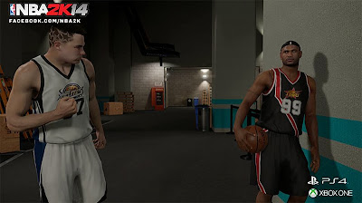 NBA 2K14 Next-Gen MyCareer