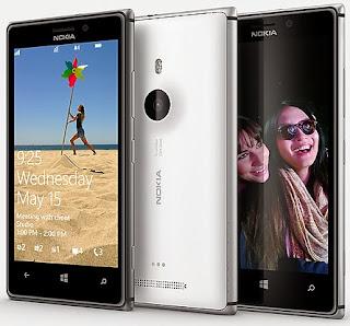 Nokia Lumia 925 Windows Phone 8 Harga Rp 2.9 Jutaan