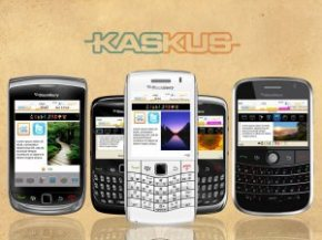 Kaskus Theme For BlackBerry