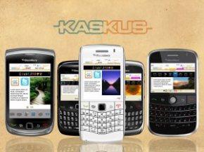 Kaskus Theme For BlackBerry