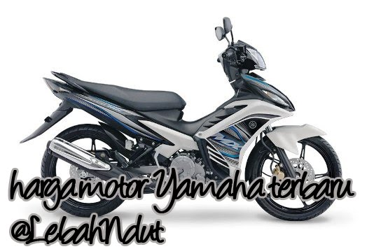 DAFTAR HARGA MOTOR YAMAHA BARU TERKINI BULAN juni 2013 TERLENGKAP