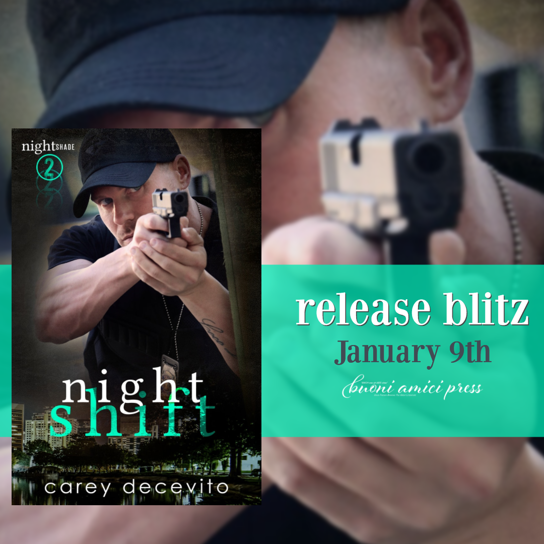 Night Shift Release Blitz