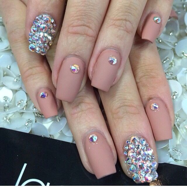 Nails For One: Uñas Mate