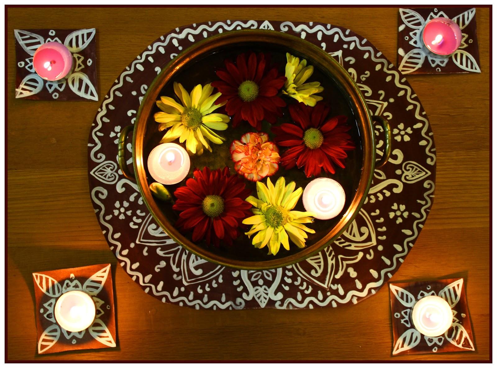Hue 'n' Splash: Happy Diwali