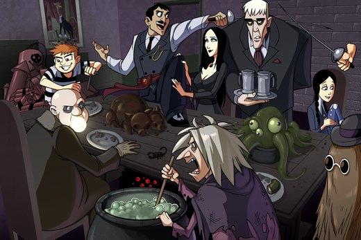 Addams por MichaelLeeLunsford