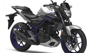 Yamaha Persiapkan MT-03 Untuk Mengaspal Di India