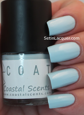 Coastal Scents Forget Me Not Polish
