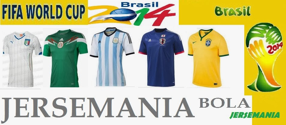 jersey bandung, jersemania, jersey bdg, piala dunia 2014