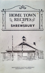 Shrewsbury Recipes