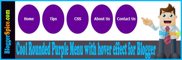 circle menu bar