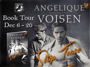 Strip Tease Book Tour