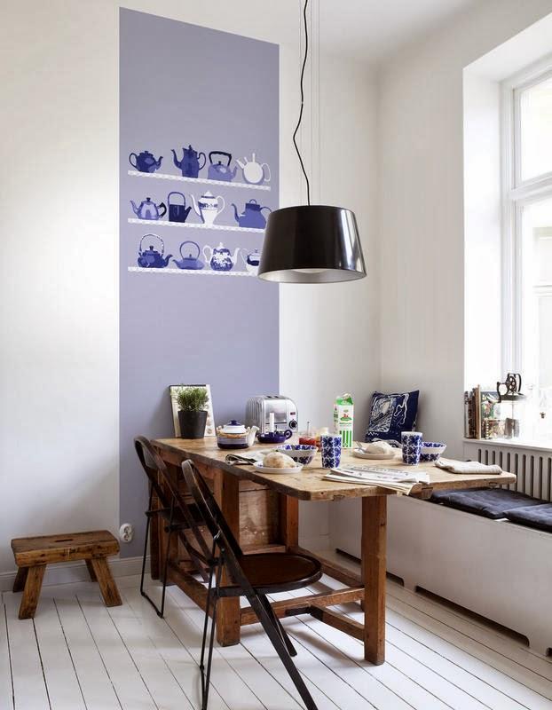 Inilah inspirasi Dekorasi Dan Asesoris Rumah Warna Warni 2015 yg indah