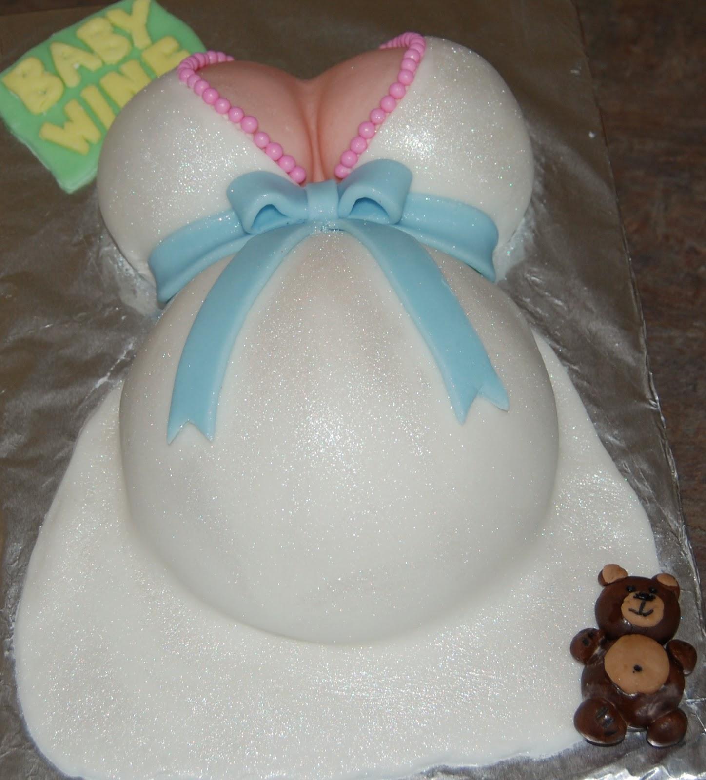 Sassyfrass Studios Blog Baby Shower Cakes