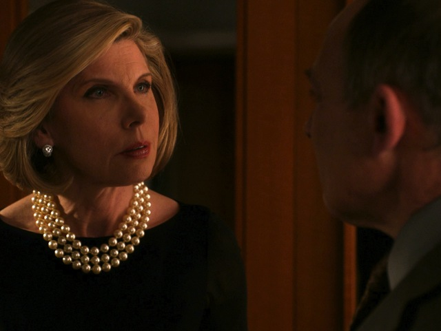 The Good Wife S05E17. A Material World