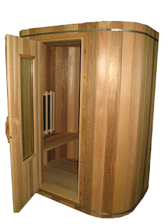 Cedar Barrel Sauna - Cedar Saunas, DIY Sauna Kits, Indoor & Outdoor ...