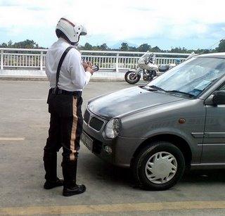 gagal bayar saman lesen memandu ditamatkan batal
