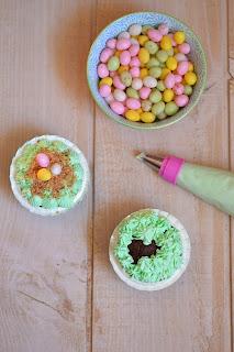 Fromage ou Dessert ? Dessert !!! décoration cupcakes