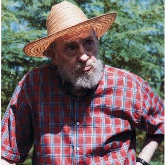 Fidel Castro, en ropa casual