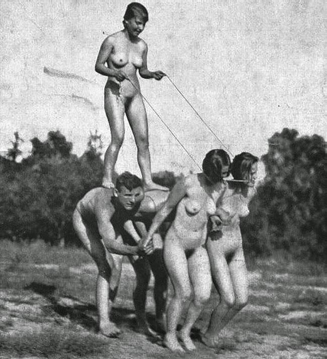 Старое германское порно