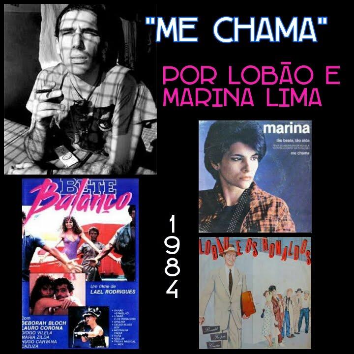 Lobão e Marina Lima - Me Chama