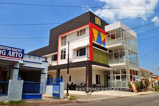 Nozz Hotel, Semarang Barat