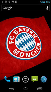 Bayern Munich Live wallpaper Android