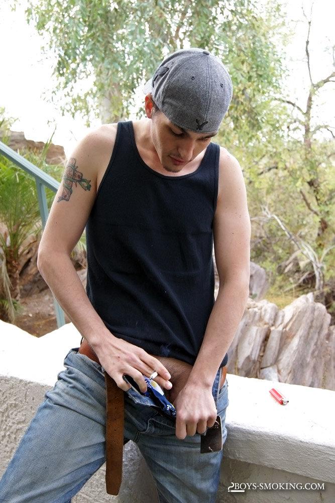 Handjob prostate video clip