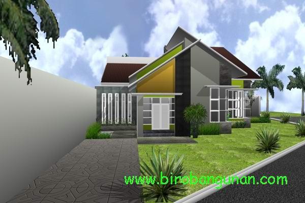 Desain Bangun Renovasi Rumah