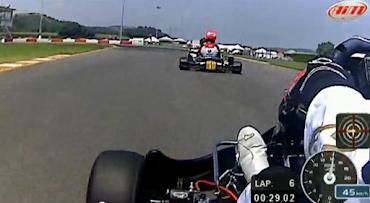 Schumacher vs Liuzzi