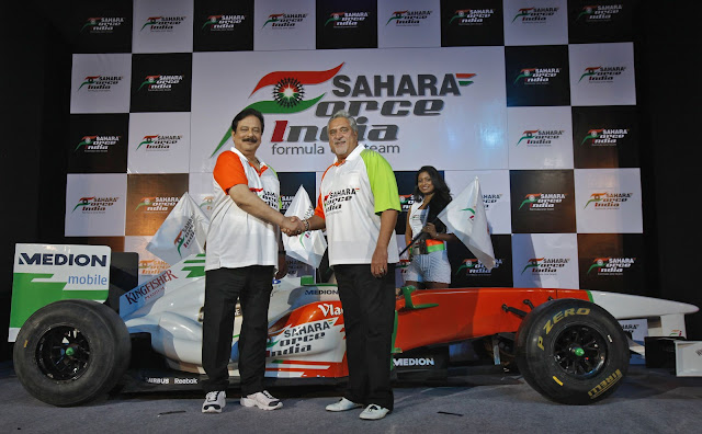 vijay mallya f1 2012,vijay mallya calendar 2012,vijay mallya f1 team Vijay Mallya flies in for Indian GP- Force India team boss Vijay Mallya made his Indian Grand Prix entrance in combative mood on Saturday,