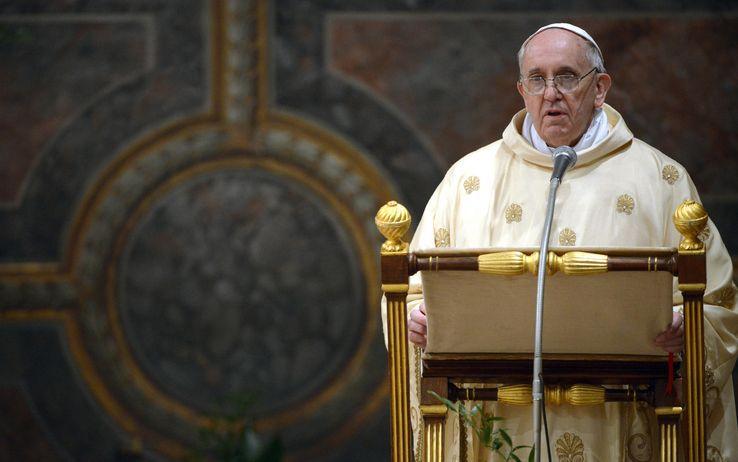 La chiesa del Gesù, nell'arte dell'Ordine di papa Francesco: visita guidata Roma: 13/04/2013
