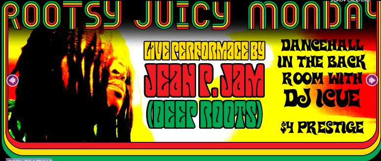Events And Fun In South Beach Miami Rootsy Juice Mondays At Purdy Lounge October 29