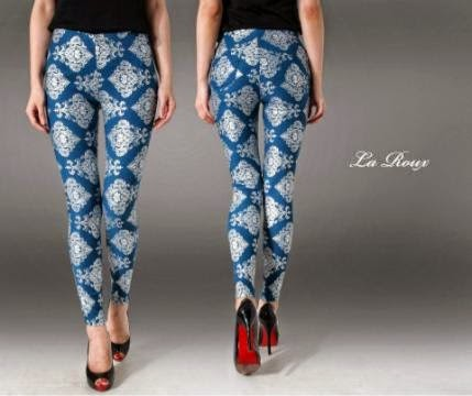 Leging New Batik Import Grosir Baju online