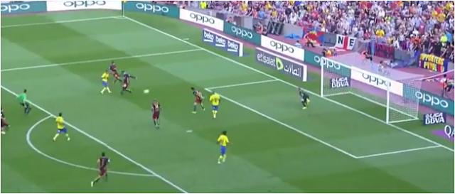 2-1 gol Jonathan Viera
