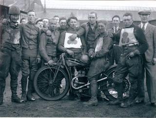Belle Vue 1934