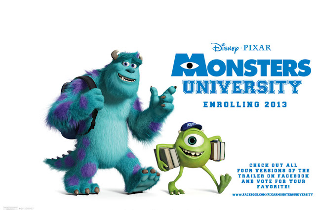 Monsters University (2013) HD 720p ~Full Movie Online~