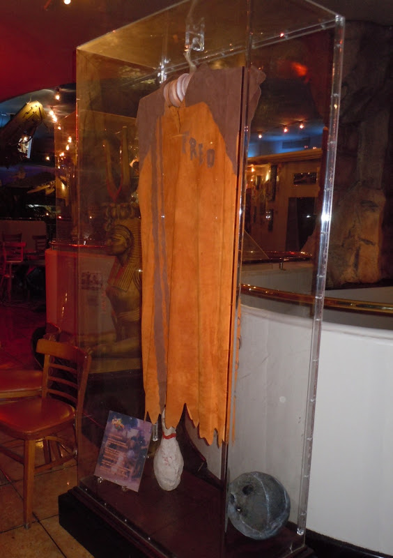 Fred Flintstone movie bowling costume