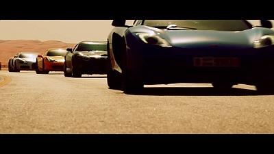Furious 7 (Movie) - TV Spots 8 & 9 - Screenshot