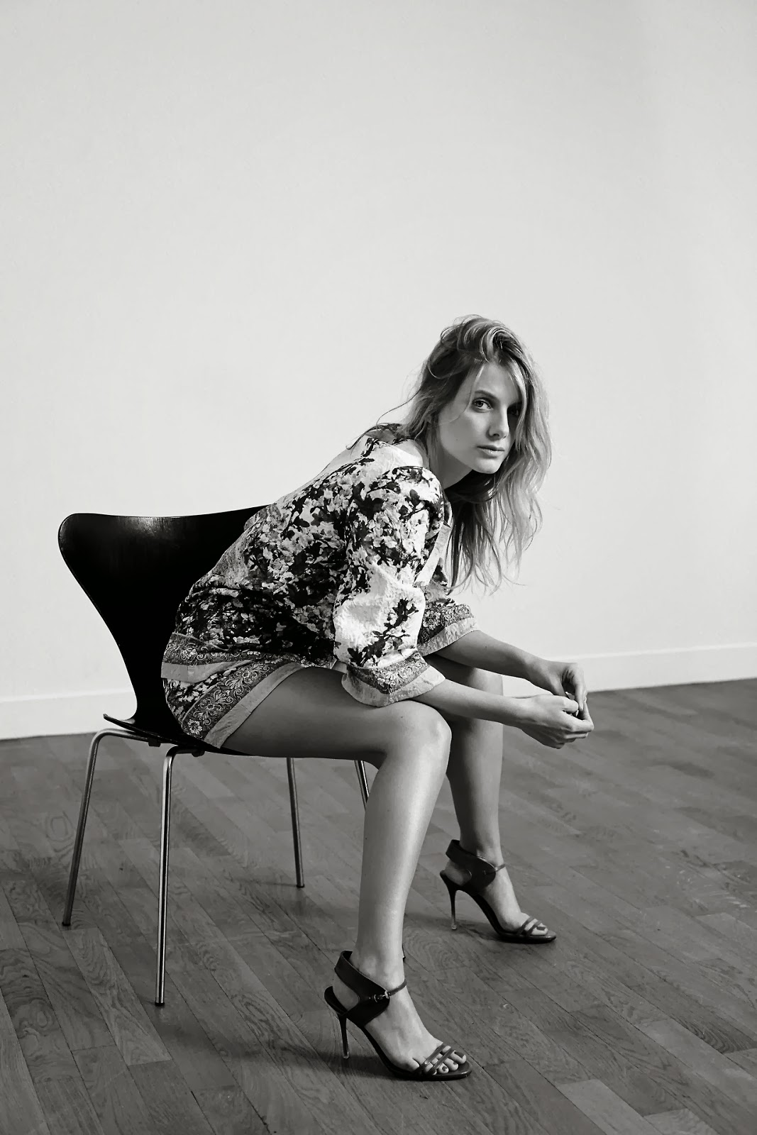 Melanie Laurent HQ Pictures S Moda  Magazine Photoshoot February 2014 By Eric Guillemain