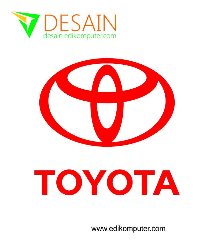 Logo Toyota Vector