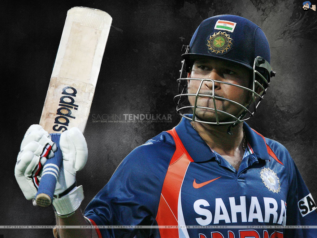Master Blaster Sachin Tendulkar s Best 50 Desktop  - sachin tendulkar god of cricket wallpapers