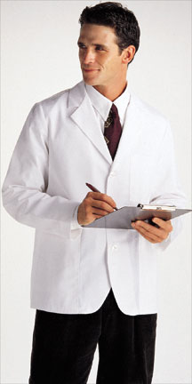 Tighter Science: Science Essentials: The lab coat
