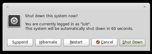 linux mint 13 enable hibernate