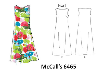 easy to sew McCalls 6465