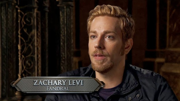 Zachary Levi as Frandal in Thor: The Dark World